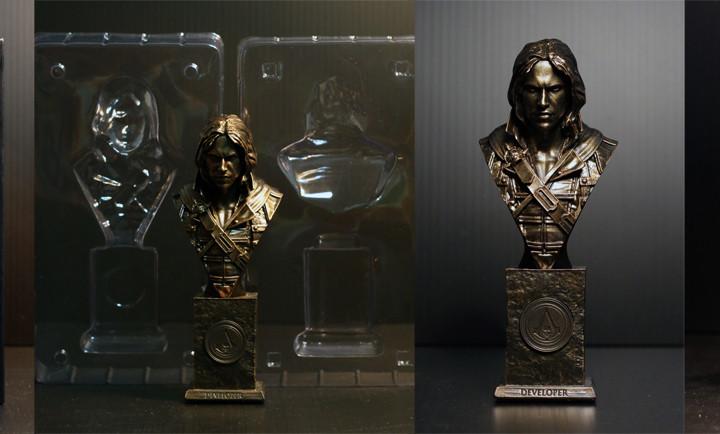 Ubisoft Internal Gift – Edward Resin Bust