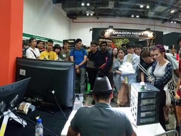 HMO at STGCC 2014