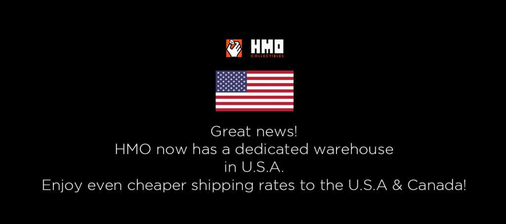 Even Cheaper Shipping Rates to U.S.A and Canada!