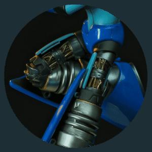 Mega Man X - Blue Edition