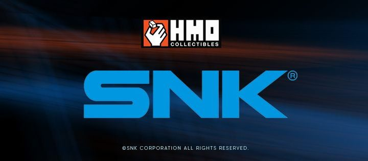 HMO Announces Partnership with SNK to Produce Premium Statues!