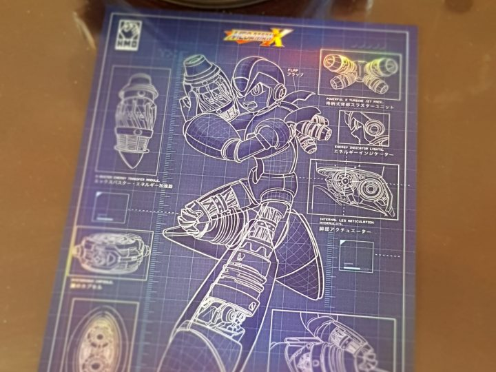 Mega Man X Ultimate Sets Come With This Limited Edition Print!
