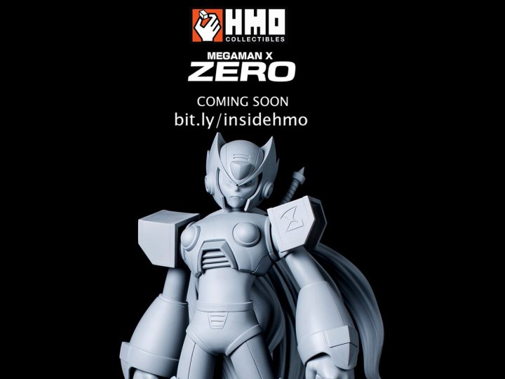 First Full-Piece Reveal of HMO's Zero from Mega Man X