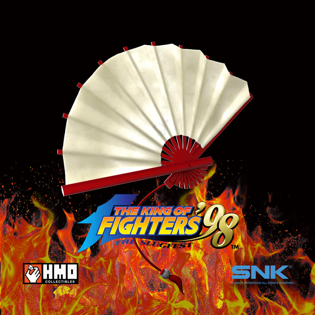HMO x SNK: Next Character Reveal