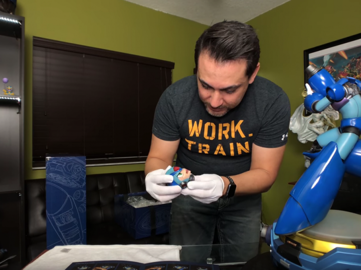 The Unboxing Videos for Mega Man X Are In!
